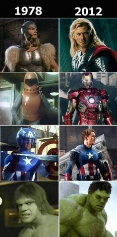 Thank God for bigger budgets and better effects and costumes