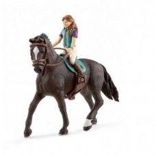 Schleich Farm World Western Équitation Inc cheval et cavalier Figurines /& Accessoires