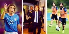 Gracias, Andrea, por todo! Sus bellos pases y tiros libres impresionantes. Nunca olvidaremos que usted y las cosas que hizo por Italia. Los Azzurri no será lo mismo sin ti.