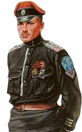 White Russian Officer