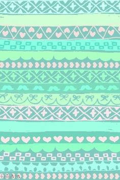 22166aefcd Mint green tribal print wallpaper Aztec Wallpaper