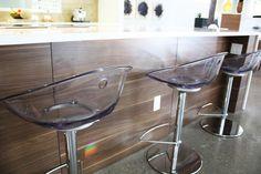 Deron & Marye's Modern Geometry Kitchen Kitchen Spotlight | The Kitchn