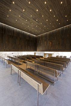 Galería de Capilla del Retiro / Undurraga Devés Arquitectos - 3