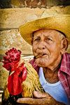 Cuba Culture by ~FrankDaTank1 One of the many old men sitting in the streets in Cuba enjoying their cigars