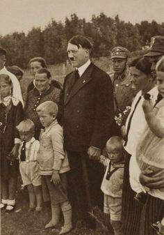 Adolf Hitler. Unpublished Photos photo