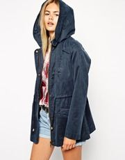 Shop ASOS Waxed Jacket with Pocket Detail at ASOS. Wax Jackets, Types Of Jackets, Coats For Women, Jackets For Women, Rain Jacket, Bomber Jacket, Pocket Detail, Fashion Online, Windbreaker