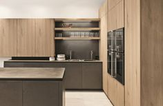 Fitted kitchens | Complete kitchens | Cloe | Composition 1. Check it on Architonic