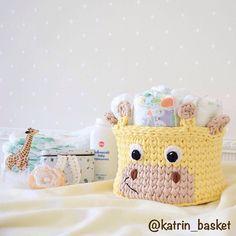 T-shirt yarn project