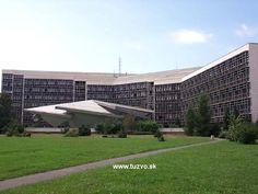 Slovakia, Zvolen - University