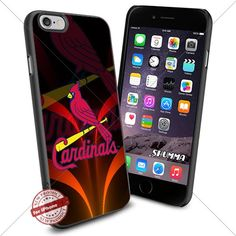 """MLB,St. Louis Cardinals,iPhone 6 4.7"""" & iPhone 6s Case Co...…"""