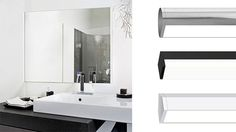 Solutions To Show That Pest Command Products And Services Are Useful For That Individuals Edge Vanity Lights By Edge Lighting Laundry Room Bathroom, Master Bathroom, Laundry Rooms, Bathroom Ideas, Bathrooms, Vanity Lighting, Home Lighting, Vanity Area, Double Vanity