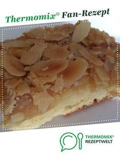 Hamburger Butterkuchen - Rezept von der Oma von Kuechenzwerge. Ein Thermomix ® Rezept aus der Kategorie Backen süß auf www.rezeptwelt.de, der Thermomix ® Community.