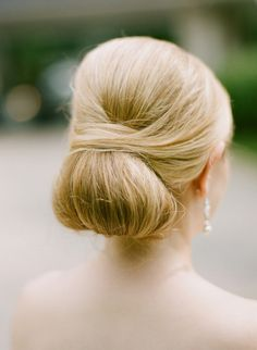 Best Ideas For Wedding Hairstyles : Featured Photographer: Arielle Doneson Photography Best Wedding Hairstyles, Elegant Hairstyles, Gorgeous Hairstyles, Veil Hairstyles, Hairdos, Updos, Wedding Hair And Makeup, Hair Makeup, Wedding Beauty