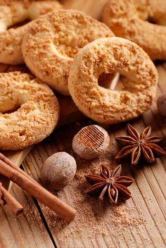 Petits biscuits à la canelle