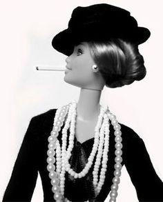 Barbie Chanel