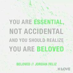 Image result for Beloved by Jordan Feliz lyrics