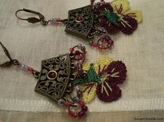 Turks lace jewelry