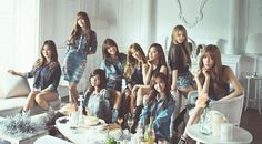 The Best album, New Version? My money T_T #SNSD #TheBest