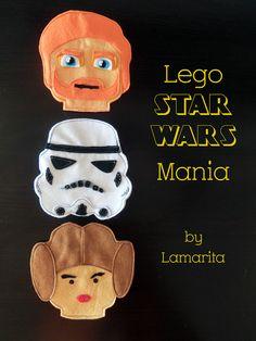 Carteras o tarjeteros Star Wars Lamarita DIY