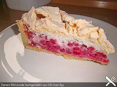 Johannisbeer-Baiser-Kuchen, ein schönes Rezept aus der Kategorie Kuchen. Bewertungen: 7. Durchschnitt: Ø 3,9.