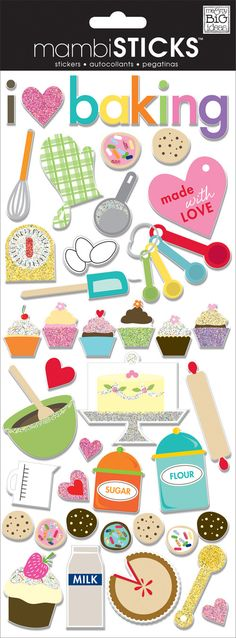 I Love Baking                                                                                                                                                     Más