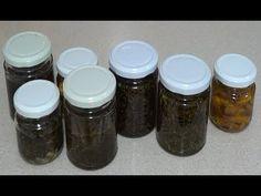 Como hacer Extractos de plantas caseros y naturales. - YouTube