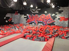 State's first 'extreme' trampoline park plans to open this summer
