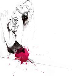 Ilustrações fantásticas de David Despau | Fottus