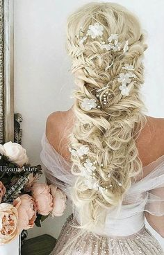 57 Unique Wedding Hairstyles For Different Necklines 2016