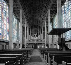 Antoniuskirche Basel, Karl Moser, 1925