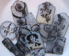 Crafty Lady Abby: Shrink Plastic Crafts