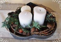 DYI Winter Decorations   Diy Winter Wreath   Shelterness