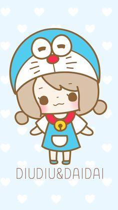 More Pins Like This At FOSTERGINGER @ Pinterest Kawaii Chibi, Cute Chibi, Kawaii Art, Food Cartoon, Cute Cartoon, Doraemon Wallpapers, Beautiful Anime Girl, Cute Characters, Anime Art Girl
