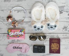 In-Flight Travel Essentials
