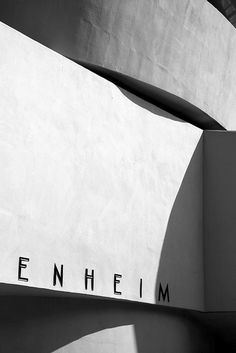 The Guggenheim, New York City.  by how will i ever