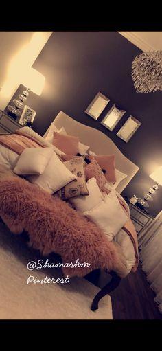 home decor bathroom Dream Rooms, Dream Bedroom, Home Bedroom, Master Bedroom, Bedroom Decor, Bedroom Ideas, Bedrooms, My New Room, My Room