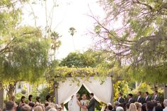 Late summer romance in Santa Barbara: http://www.stylemepretty.com/2014/08/18/late-summer-romance-in-santa-barbara/ | Photography: http://www.michaelandannacosta.com/ -repinned from  Santa Barbara County, California officiant https://OfficiantGuy.com #santabarbaraofficiant #santabarbaraweddings