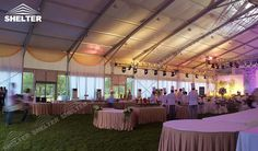 large party tent for sale - luxury wedding marquee - event tents - shelter tent-87