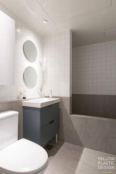 Baths Interior, Bathroom Interior Design, Interior Design Living Room, Living Room Decor, Duplex, Small Bathroom, Home Decor, Furniture, Kitchens