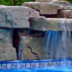 Waterfall for my pool :)