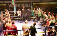 Tony Adams hosts charity boxing night to raise awareness. The popular boxing event was also attended by Tale Heydarov, the President of the Gabala Sport Club in Azerbaijan.  #TonyAdams, #GabalaSportClub, #TaleHeydarov