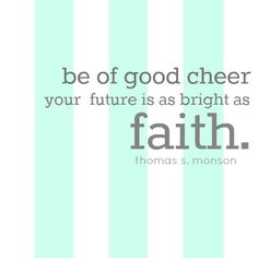 {All Things Bright and Beautiful ~ President Monson}