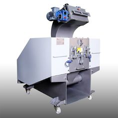 Plastic granulator machine from ELES Recycling depending upon the size and kind of plastic piece to be handled, diverse mechanical shredders are accessible for plastic destroying. Use Of Plastic, Plastic Sheets, Plastic Recycling, Shredder Machine, Recycling Process, Operating Cost, Make A Choice, Plastic Products, Copper