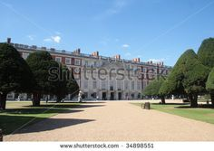 Hampton Court Palace, Richmond upon Thames, South West London