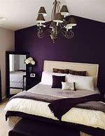 Do you need romantic bedroom decor ideas for your home? We got several amazing romantic bedroom ideas with its unique and comfortable space. Plum Bedroom, Purple Bedroom Design, Romantic Bedroom Design, Master Bedroom Design, Home Decor Bedroom, Modern Bedroom, Bedroom Designs, Romantic Bedrooms, Bedroom Ideas Purple