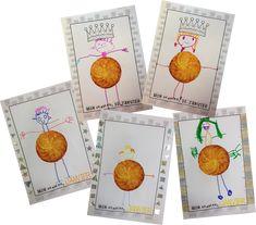 Le bonhomme du mois Preschool Kindergarten, Preschool Activities, Art For Kids, Crafts For Kids, Waka Waka, Petite Section, Prince And Princess, Epiphany, Pre School