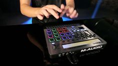 M-Audio Trigger Finger Pro w/ Carl Rag - Complete with Toolroom Artist L...