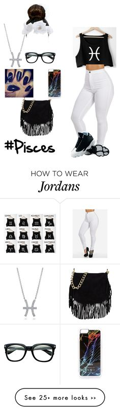 """Pisces "" by qveen-gabby on Polyvore"