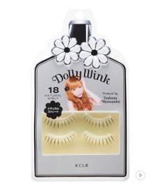 Dolly Wink Eyelash No.18 Natural Girly