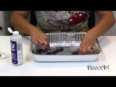 DecoArt® Painting 101: Stencil Cleaning